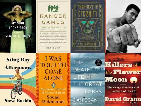 A selection of The Thread's favorite nonfiction of 2017