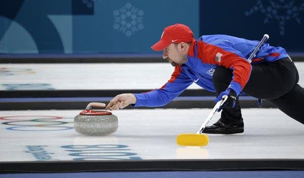 Pyeongchang Olympics Curling Rock Baby