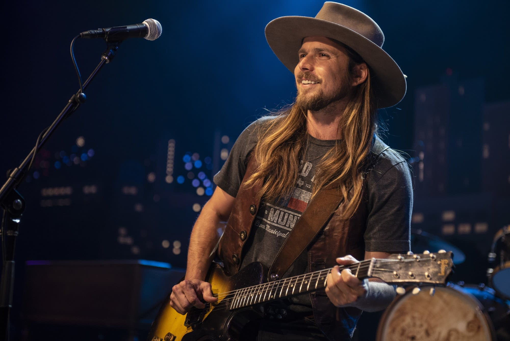 Lukas Nelson performs on 'Austin City Limits'