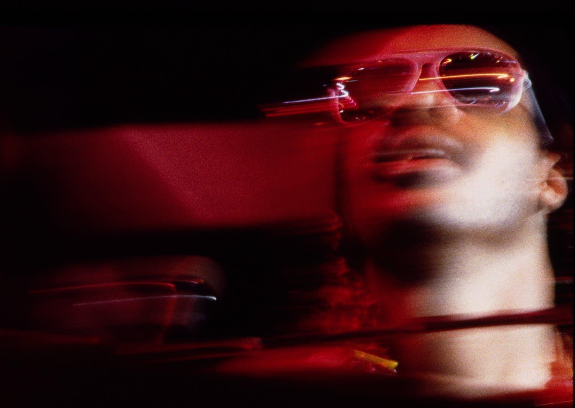 Bruce Talamon's photo of Stevie Wonder
