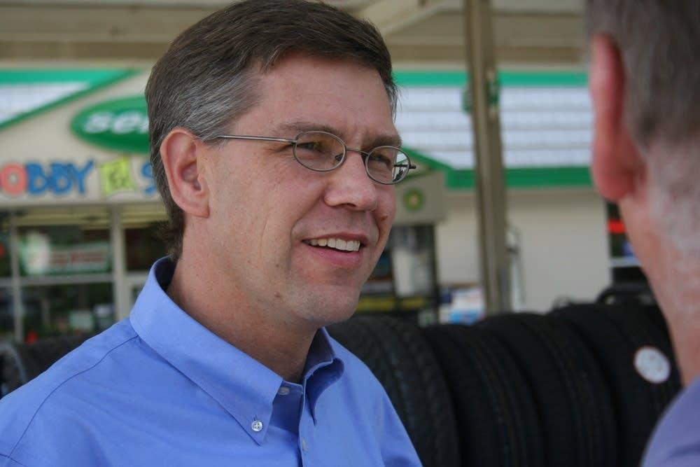 Congressional candidate Erik Paulsen