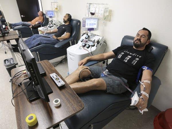 Texas Mall Shooting Blood Drive