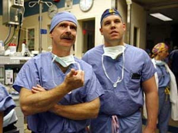 Lead surgeon