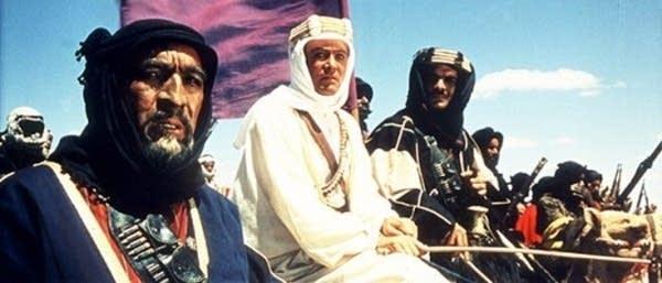 Auda, Lawrence & Ali