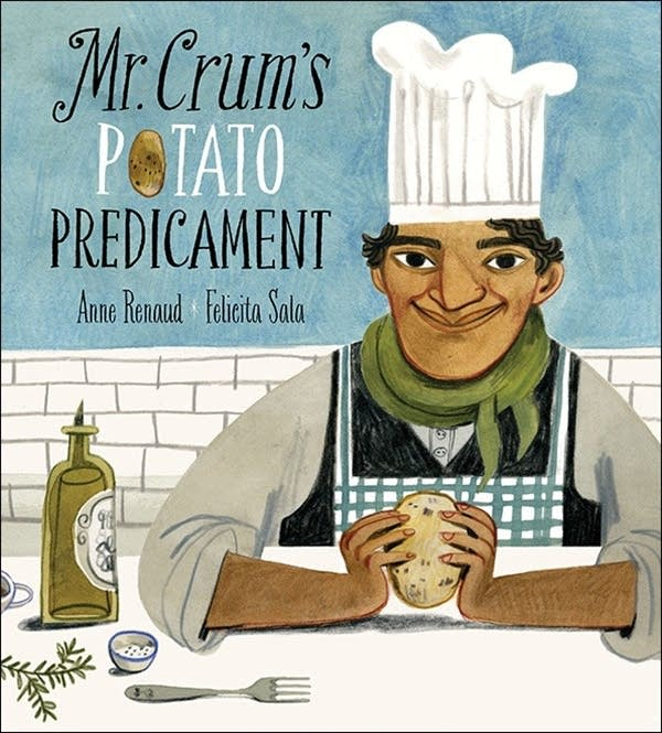 Julie's Library: Mr. Crum's Potato Predicament