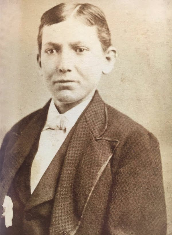 George Hormel, 1872