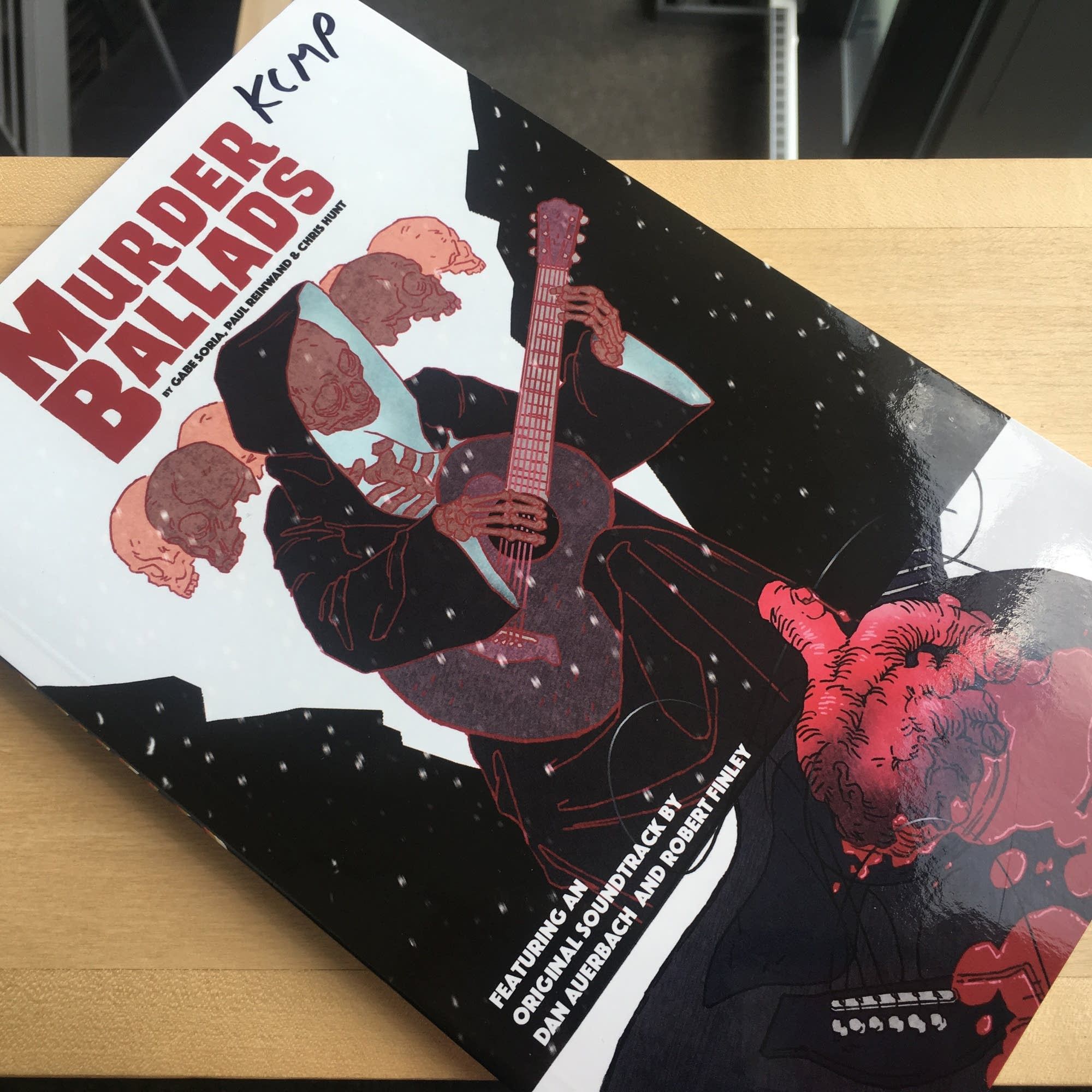 'Murder Ballads,' by Gabe Soria with Paul Reinwand and Chris Hunt.