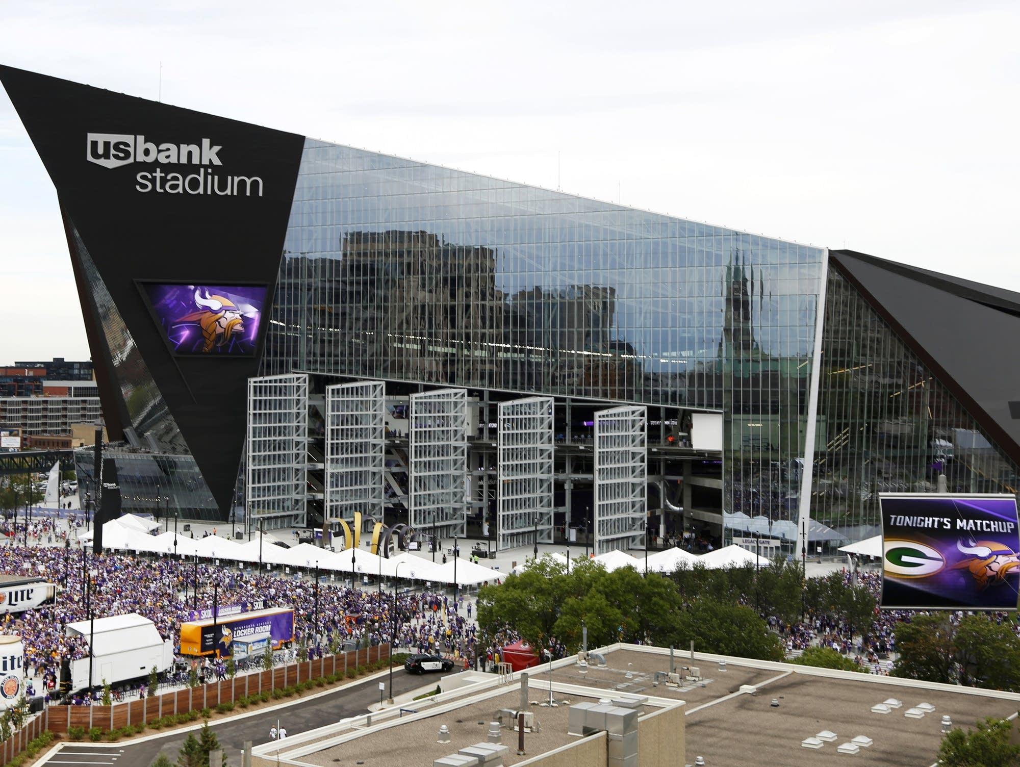 New Minnesota Vikings Stadium