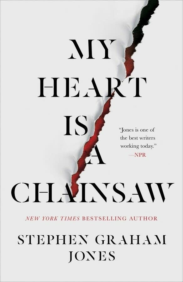 Cover of 'My Heart is a Chainsaw'