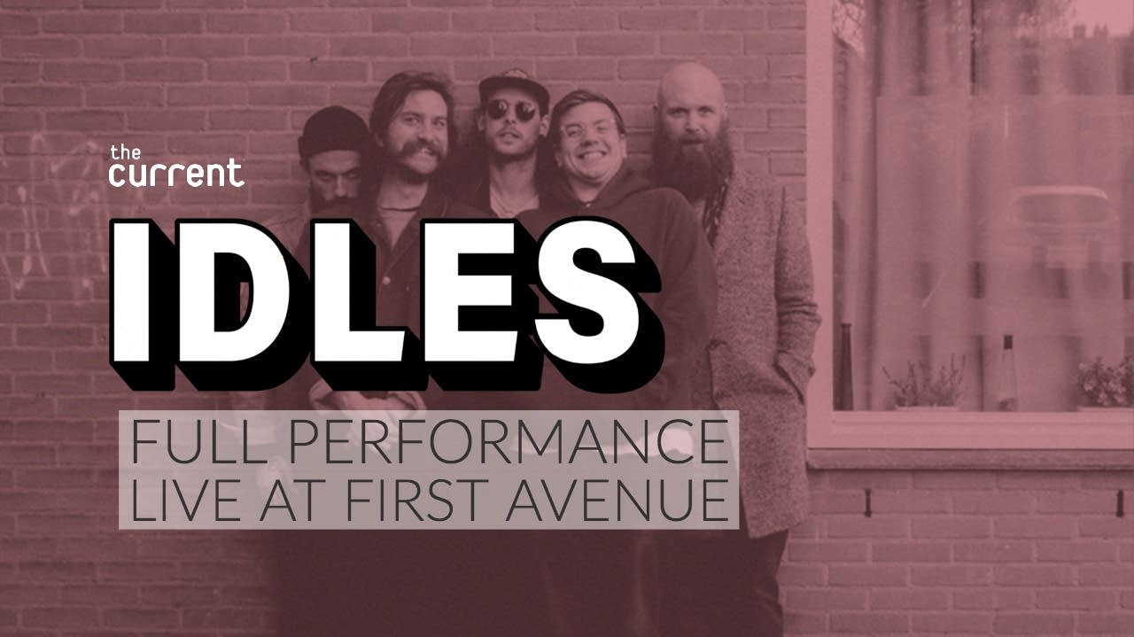 IDLES live from First Avenue thumbnail