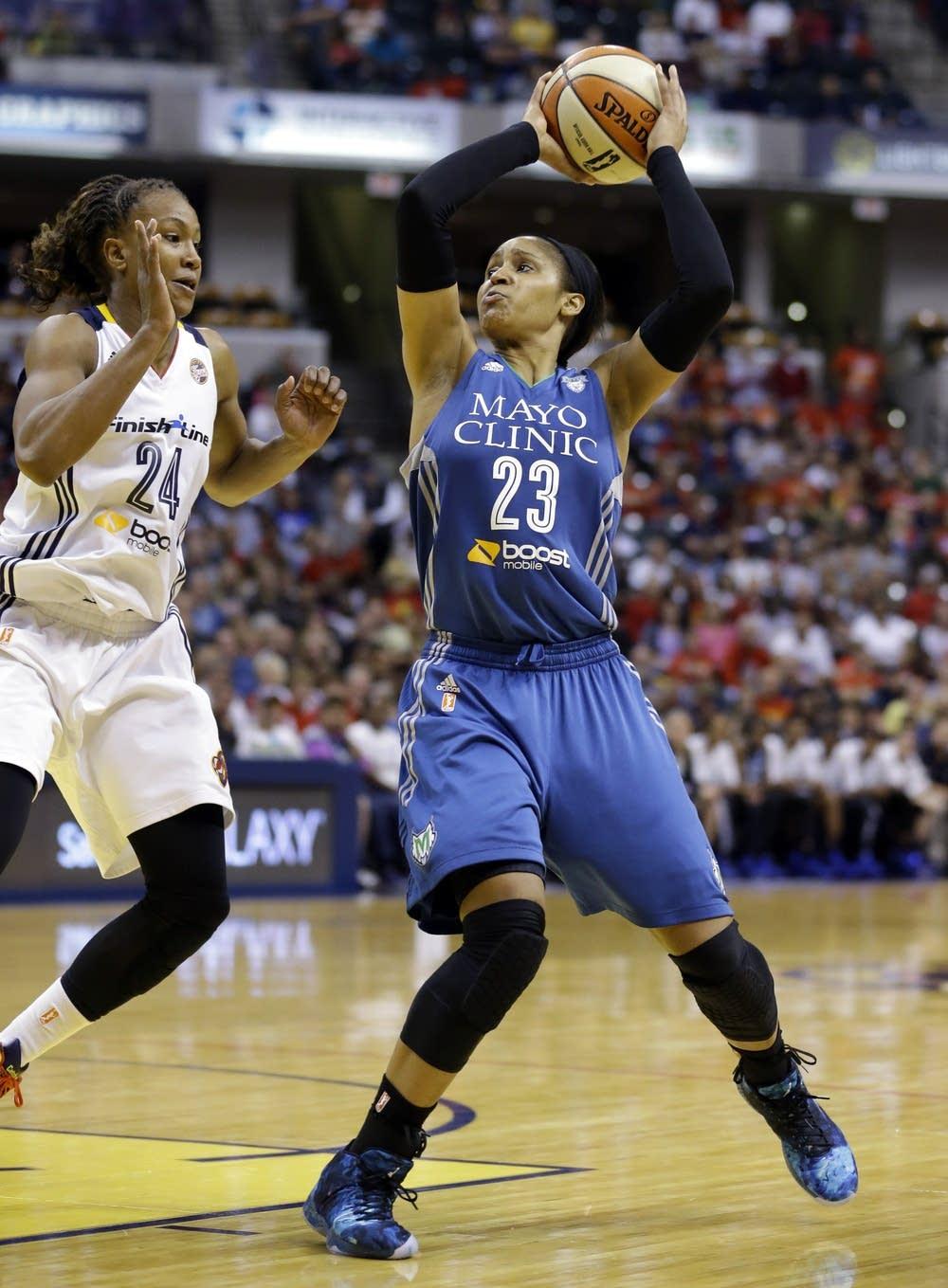 WNBA Finals Game 4