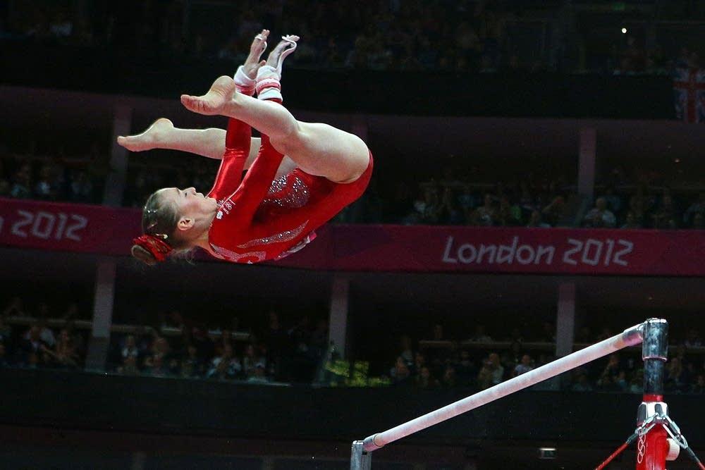 Olympics Day 2 - Gymnastics