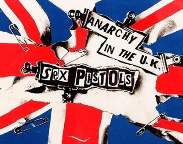 Sex Pistols cover art