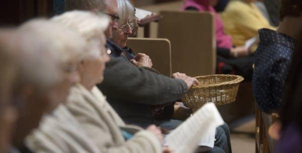 Parish offering