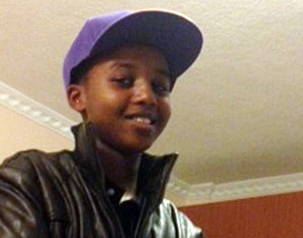 Abdullahi Charif, 12,  drowned in gym class