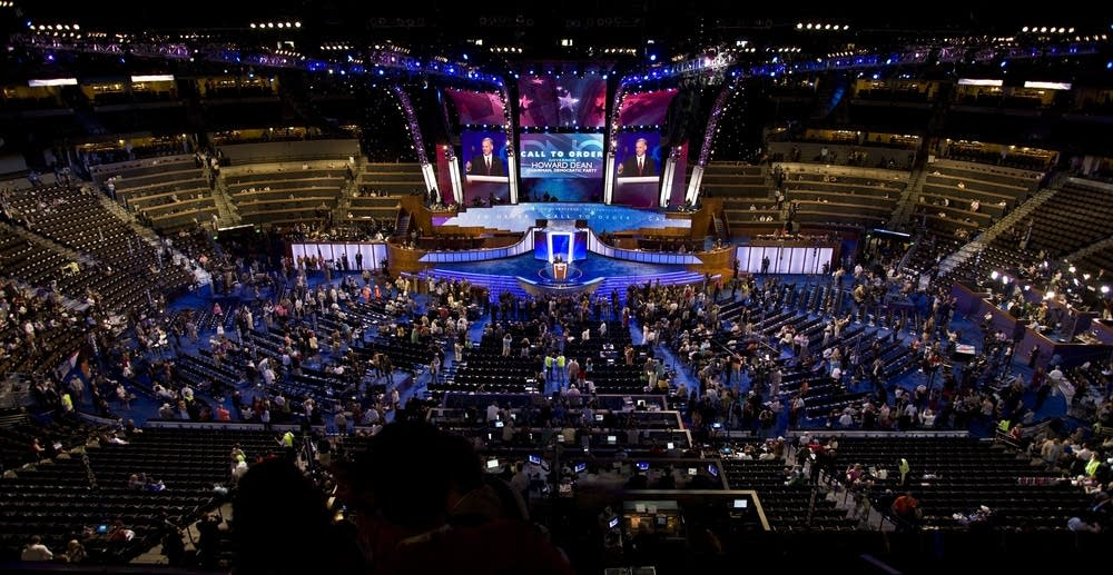 2008 Democratic National Convention: Day 1