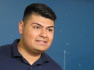 Frankie Becerra, president of LeadMN