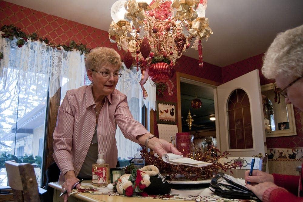 Pattie Krengel, owner of Pattie's Place