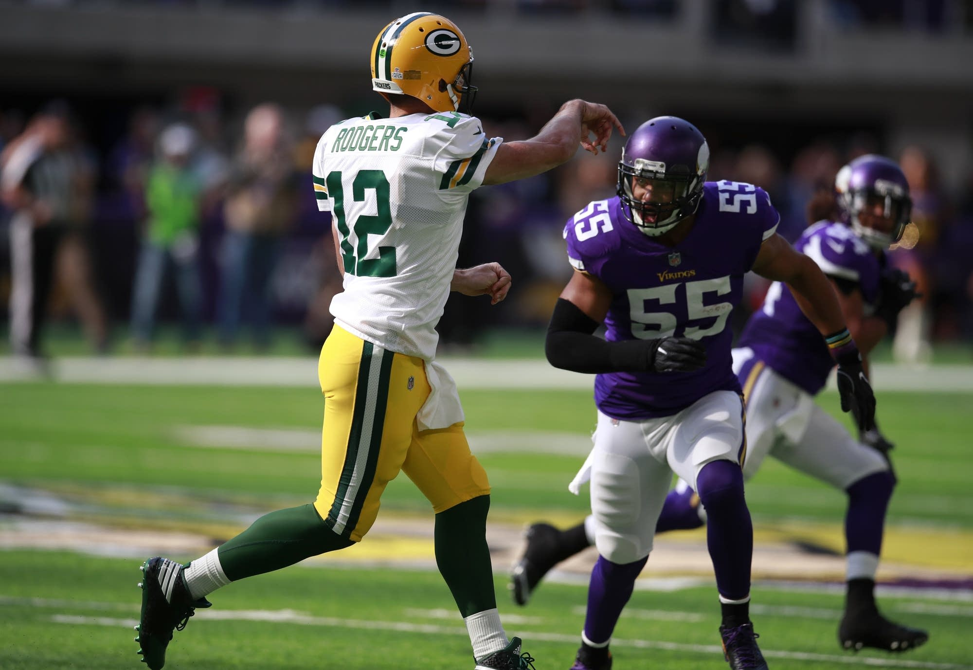 Packers WR Davante Adams ruled out for game against Vikings