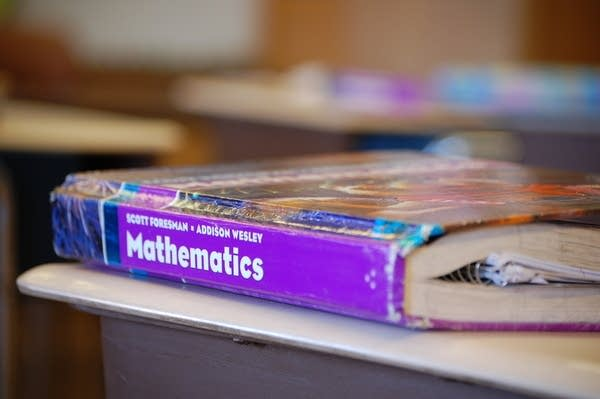 Titles don't much matter for high school math | MPR News