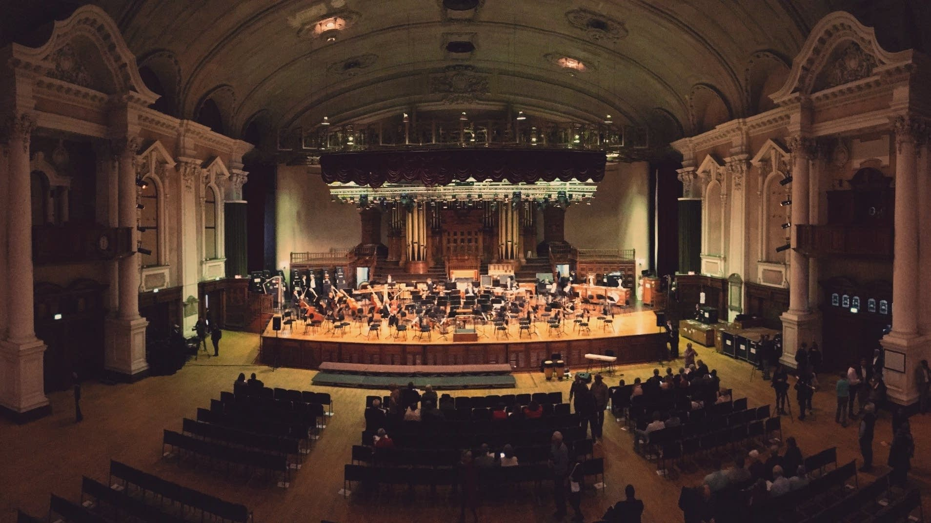 Minnesota Orchestra in Durban, South Africa.
