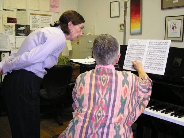 Adult music lessons