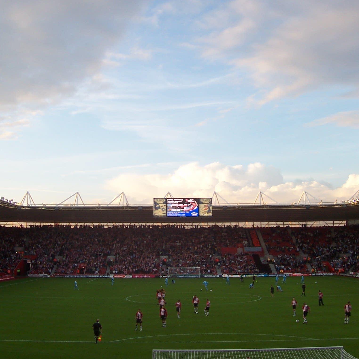Friends Provident St. Mary's Stadium