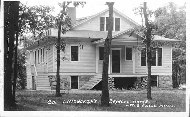 Lindbergh house