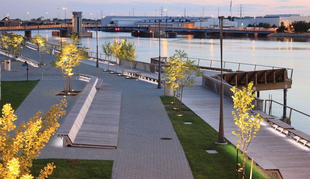 Fox Riverfront