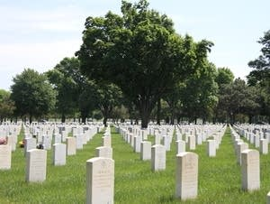 Memorial Day at Fort Snelling