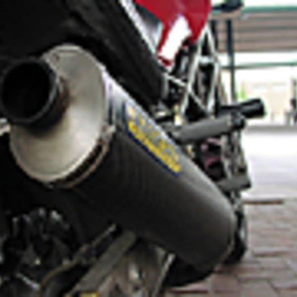 Loud pipes save lives or risk rights? | MPR News