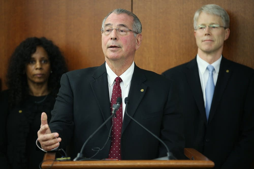 Hennepin County Attorney Mike Freeman