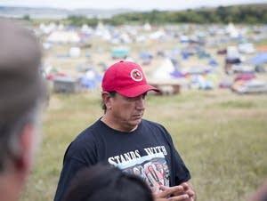 Standing Rock Tribal Chairman Dave Archambault