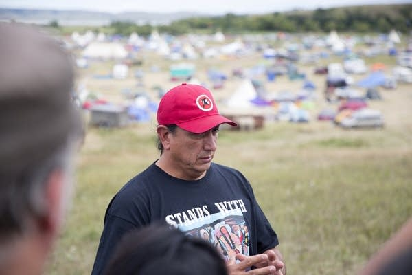 Standing Rock Tribal Chairman Dave Archambault