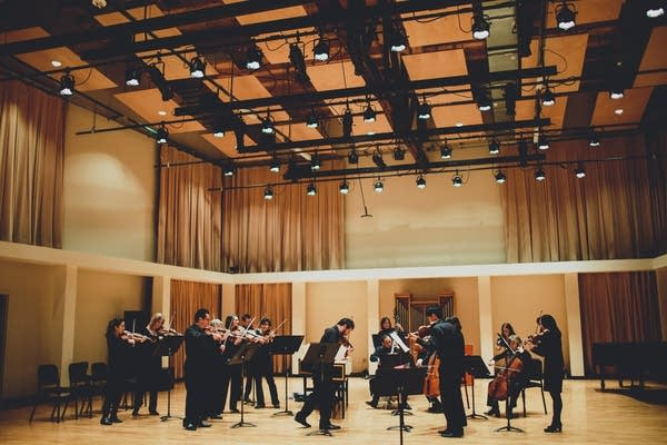 The Saint Paul Chamber Orchestra