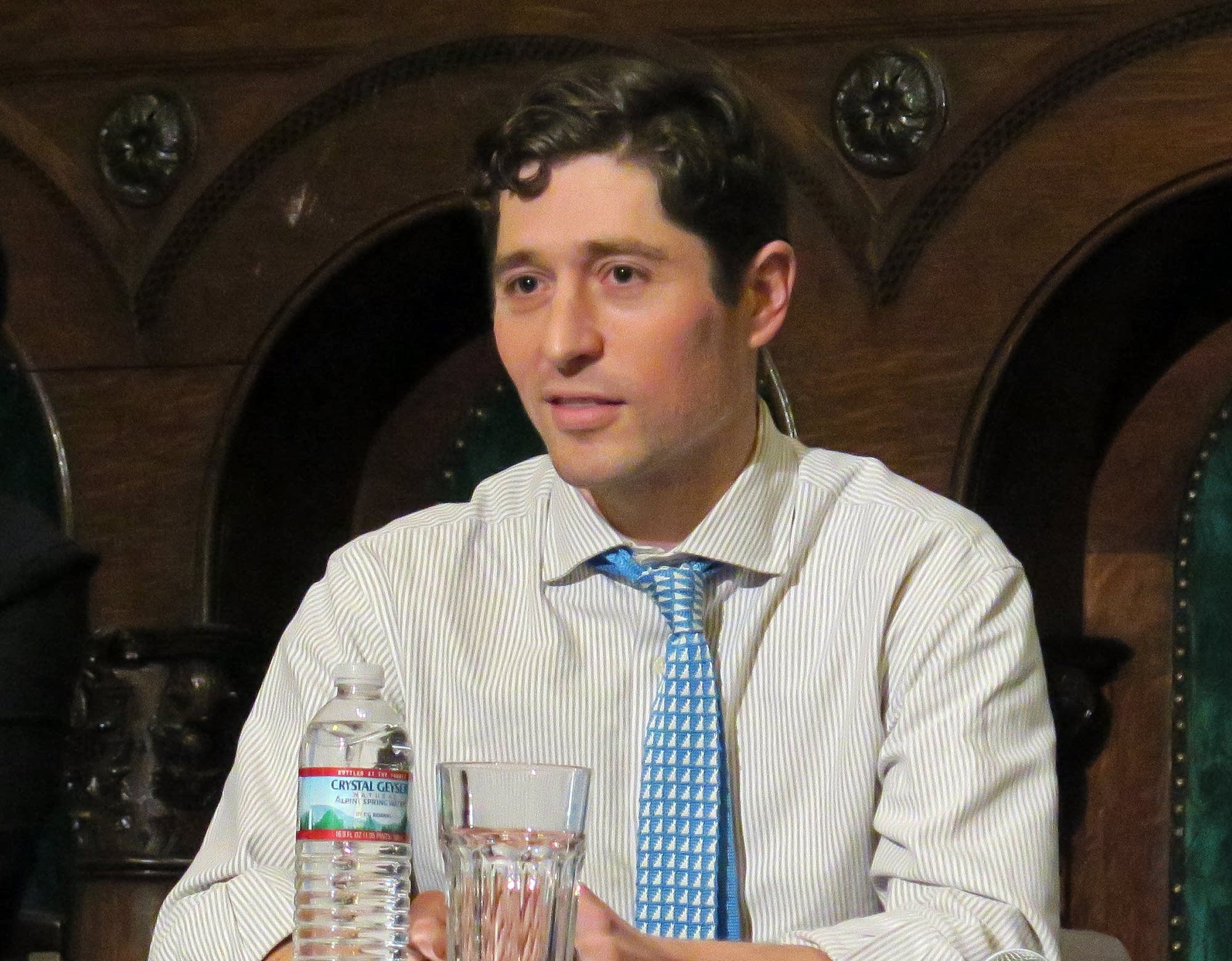 City council member Jacob Frey