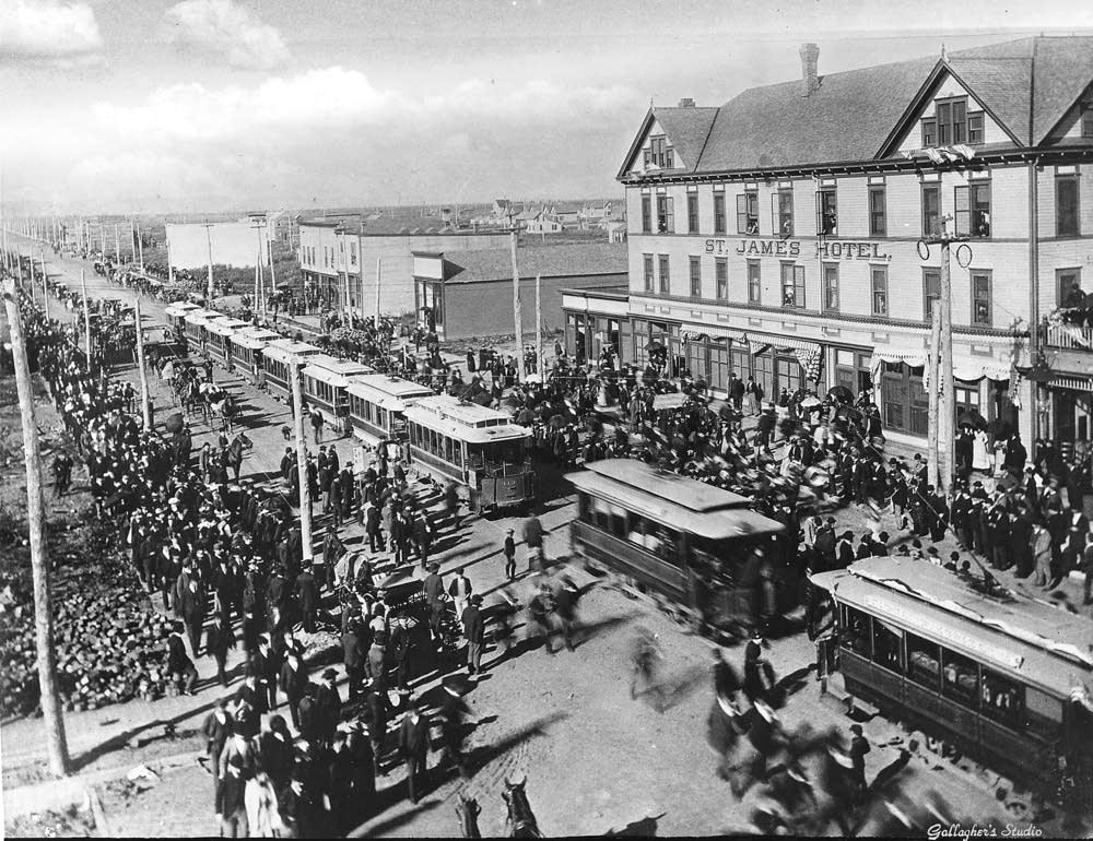 South Superior streetcar