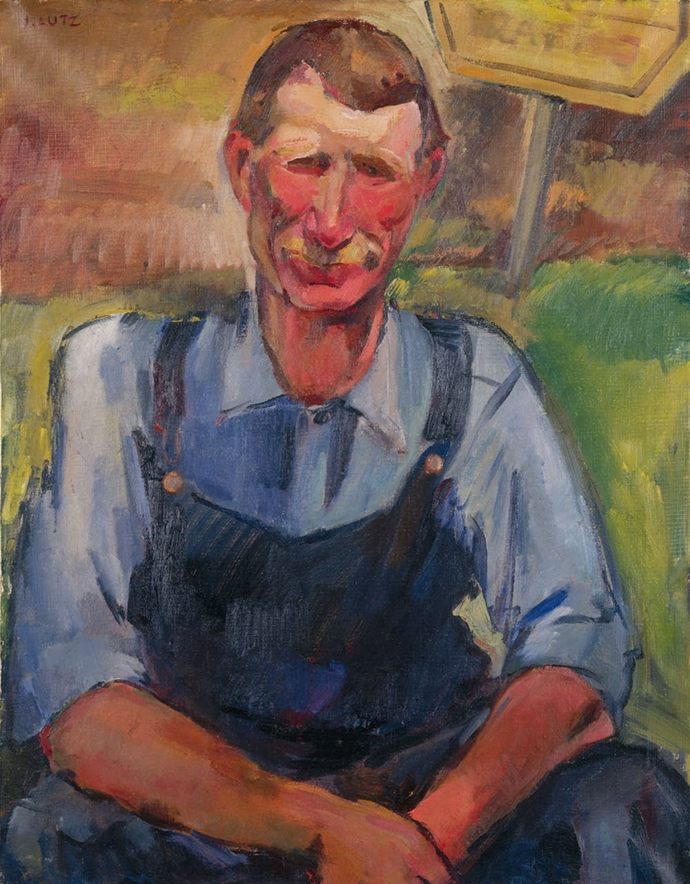 Red Faced Farmer