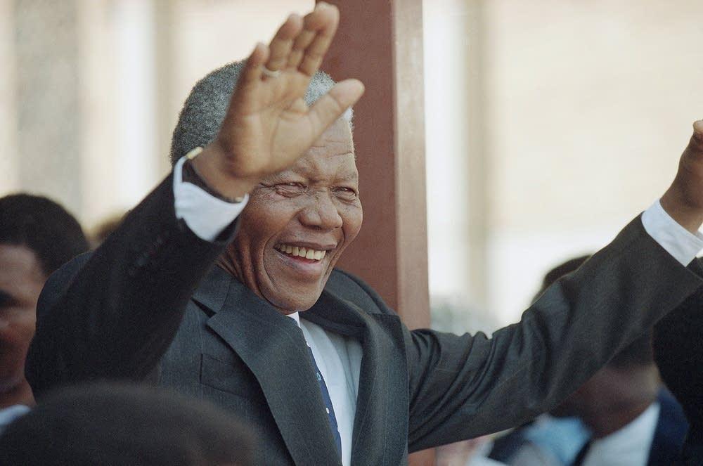 Mandela in 1994