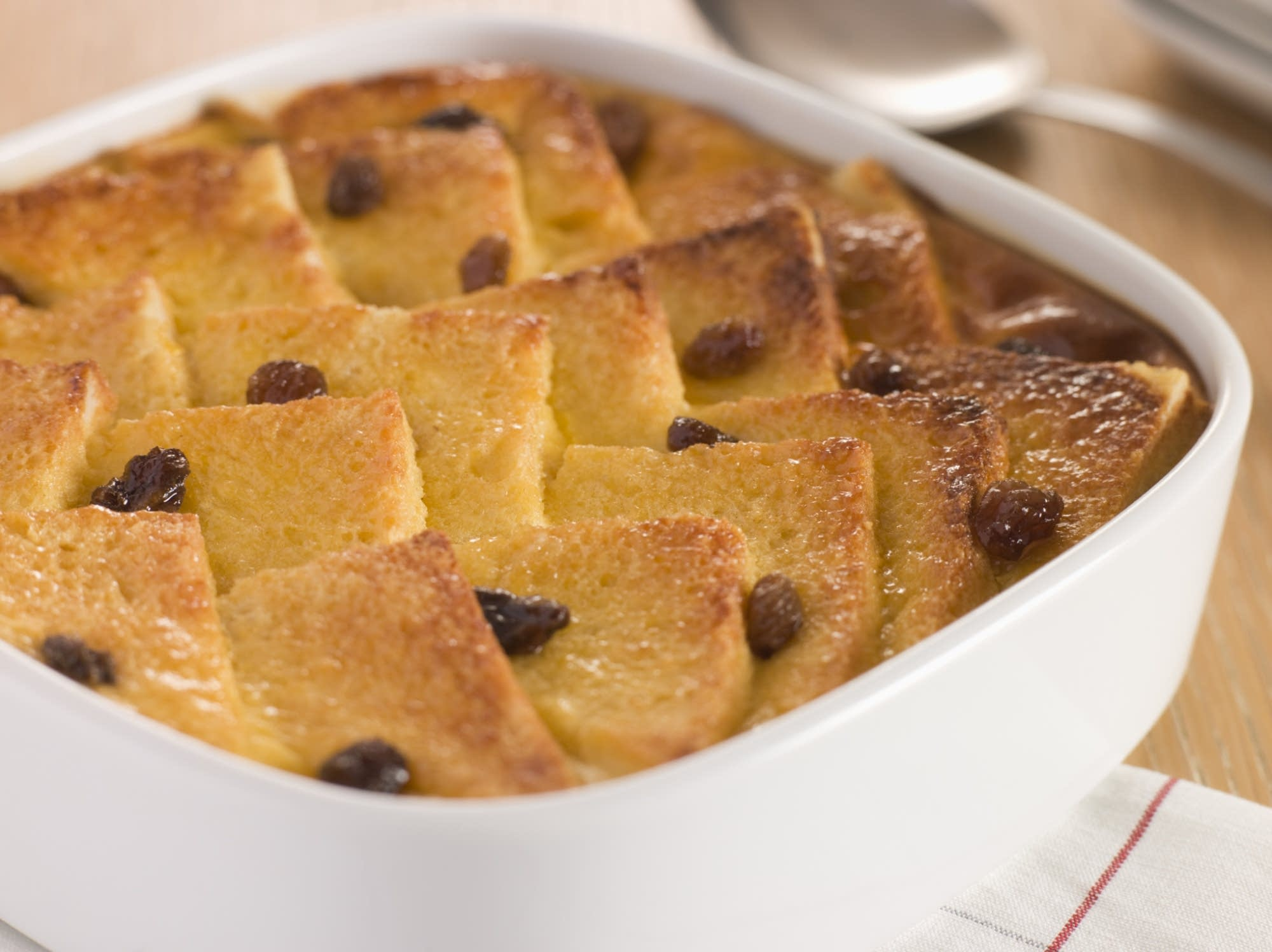 Bread And Butter Pudding The Splendid Table