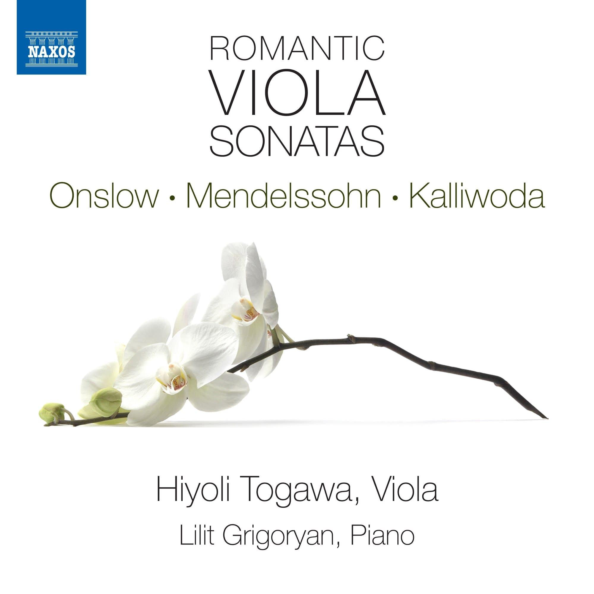 Felix Mendelssohn - Viola Sonata
