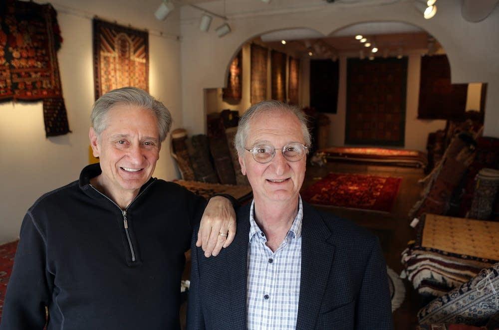 Tom and Mark Keljik