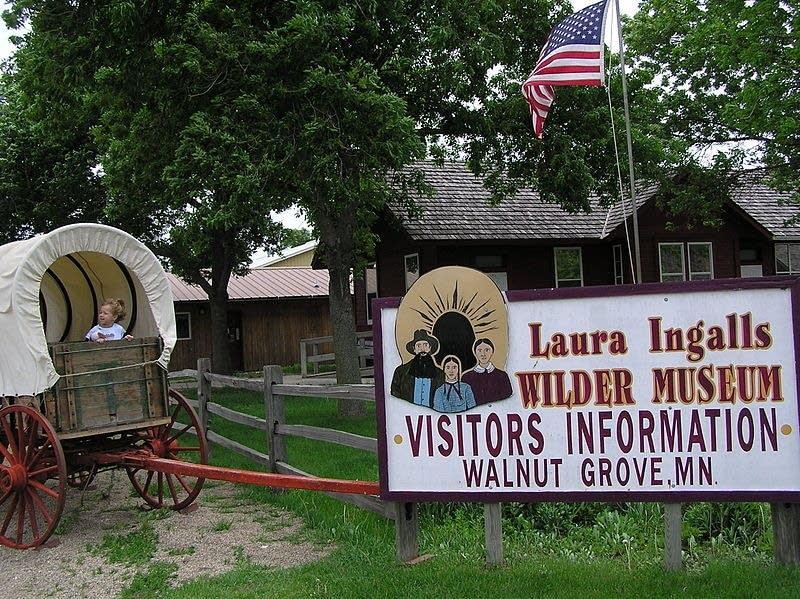 Laura Ingalls Wilder Museum in Walnut Grove, Minn.