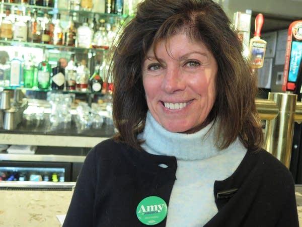 Janny Miller of Des Moines