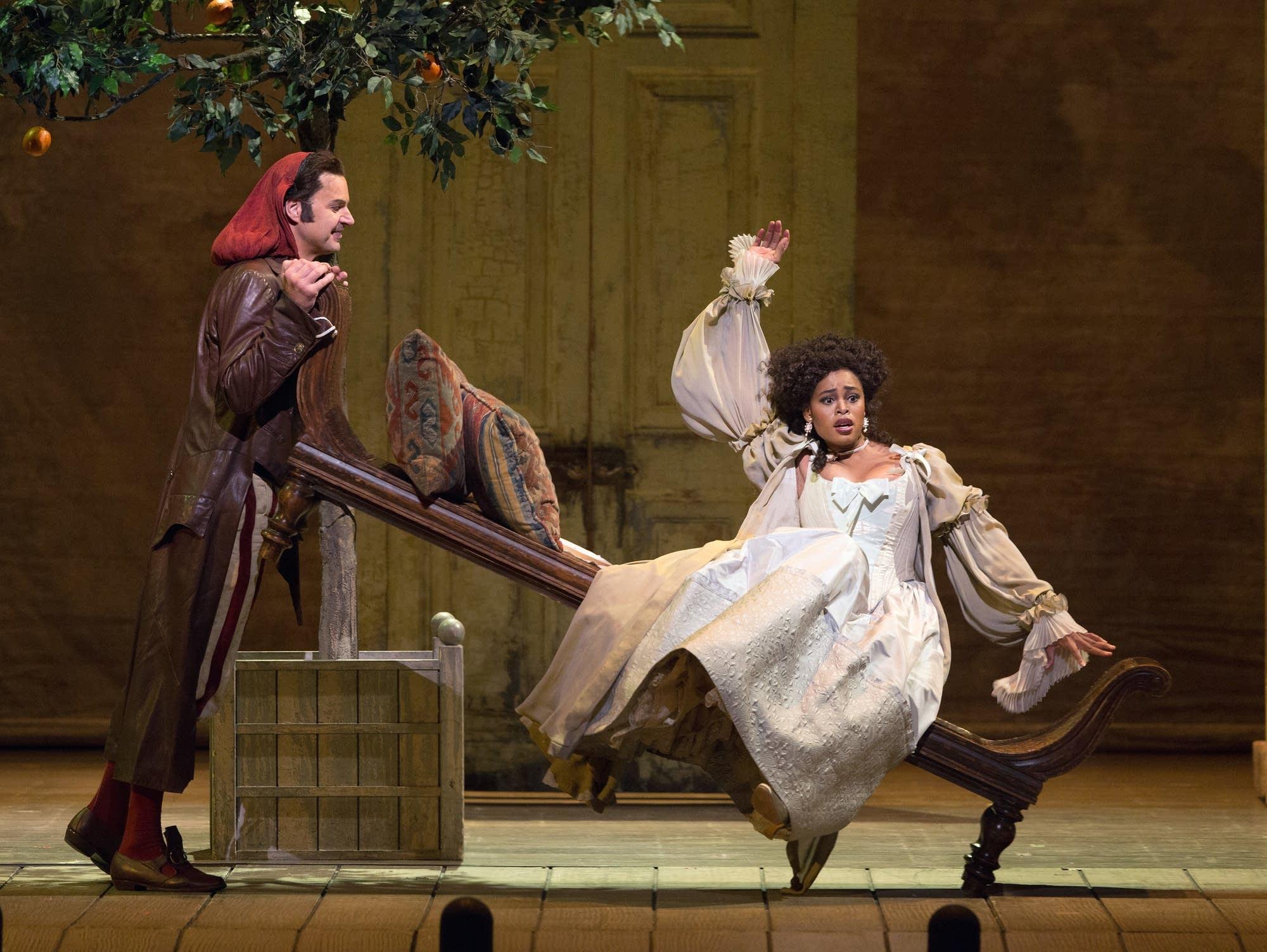 Met Opera Il Barbiere Di Siviglia Classical Mpr