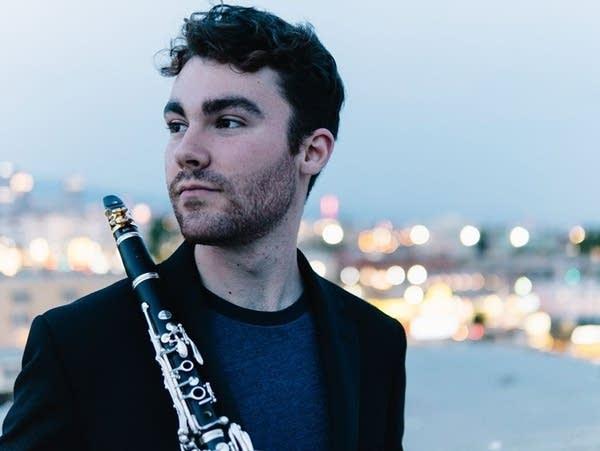 Max Opferkuch, clarinetist