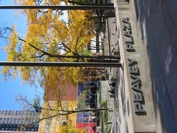 Peavey Plaza