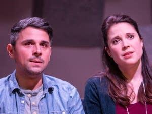 Sasha Andreev and Adelin Phelps star in 'Understood.'