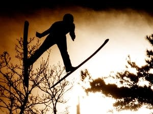 Ski Jump - Winter Olympic Games