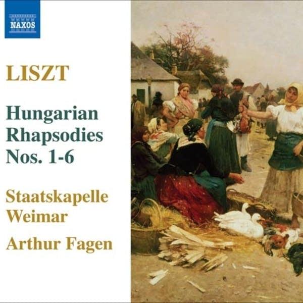 Franz Liszt - Hungarian Rhapsody No. 6